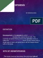 Hematopoiesis