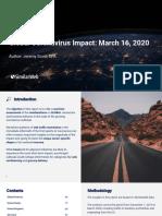 Global Coronavirus Impact