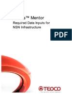 Ultima™ Mentor Required Data Inputs for NSN Infrastructure.pdf