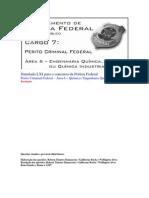Simulado LXI - PCF Área 6 - PF - CESPE