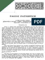 Sf. Chiril al Alexandriei, Talcuirea Psalmilor (30-40)