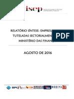Análise_Finanças_Relatório Síntese