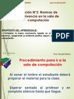 ACTIVIDAD N°2 DE COMPUTACIÓN QUINTO DE PRIMARIA  SAN JOAQUÍN 2020