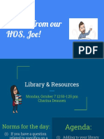pd - library   resources