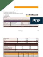 5 Dossier Sample