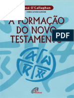 CALLAGHAN, Jose. A formacao do Novo Testamento.pdf