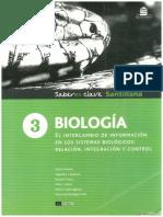 BIOLOGIA 3 Santillana