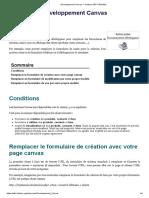 Développement Canvas — Dolibarr ERP CRM Wiki