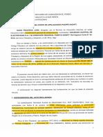 CASACIÓN EMPRESA ELÉCTRICA 31777-2017