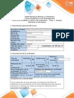 GUIA PSICOLOGIA ORGANIZACIONAL