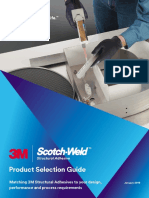Structural Adhesive Selection Guide