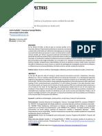 Los estudios sociales de la práctica y la práctica como unidad de estudio