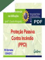 16 Proteção passiva contra incêndio (SLIDES 2012).pdf