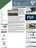 GB Pioneers Norwegian Tour Report 2010
