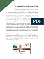 Aplicación de Los Vectores en La Vida Diaria_FORO 01