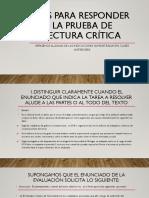 Tips para responder la prueba de lectura crítica (1)