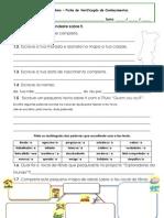 Ficha Verificação Dez 2010 - 2º C