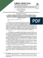 Decreto Ministerial