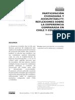 Participación y accountabulity