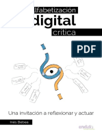 Alfabetizacion Digital Critica Una Invitacion a Reflexionar y Actuar