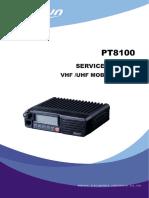 Kirisun PT8100-Service-Manual