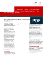 Vsp g Series Hybrid Flash Midrange Cloud Solutions Datasheet Converted