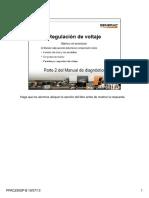 PPAC230SP-B Voltage regulation_SPE_Notes