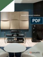 Acoustic Treatment Guidelines_hi End Rooms
