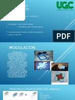 MODULACION presentacion  powerpoint
