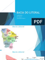 bacia do Litoral Ceará