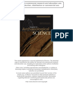C. Conlee et al. 2009. Identifying foreigners versus locals in a burial population from Nasca, Peru. An investigation using strontium isotope analysis. JAS 36