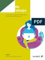Guia de teletrabajo - 5 pasos para implementar teletrabajo y mantener la productividad