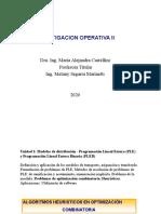 IO II- 3a clase teórica - Heurísticas.pdf