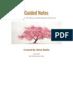 guided notesd