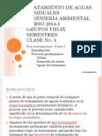 Tratamiento de aguas residuales - Clase No. 5 Pretratamiento.pdf