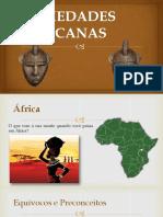SOCIEDADES AFRICANAS