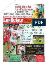 LE BUTEUR PDF du 19/12/2010