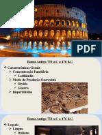 9 - Roma Antiga