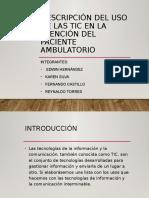 Gestión clínica ambulatoria y  expediente electronico.pptx