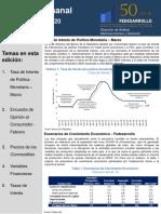 Bitacora Economía y coronavirus en Colombia