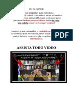 Remédio Para Calvície - Remédio Caseiro Para Calvície