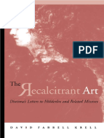 Gontard, Susette (Diotima) - The Recalcitrant ARt. Diotima's Letters to Hölderlin and related missives.pdf