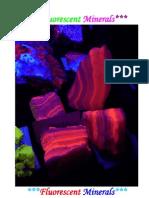 Fluorescent Minerals