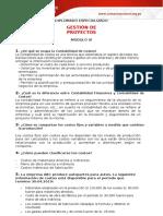Gestión de Proyectos - Evaluación 3 Respuestas
