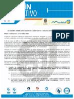 Comunicado Oficial de Prensa 01 / Alcaldía de madrid, Cundinamarca