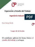04 Sesion EET Estudio del Trabajo. Ejercicios y problemas