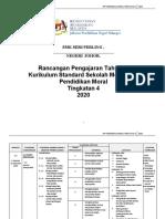 RANCANGAN TAHUNAN PENDIDIKAN MORAL TINGKATAN 4 2020 (3)