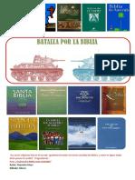 234610432 La Batalla Por La Biblia by Pr Alejandro Maya
