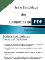 Acidez e Basicidade dos Compostos Orgânicos.ppt