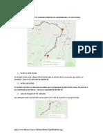 CASO LOGISTICA DEL TRANSPORTE